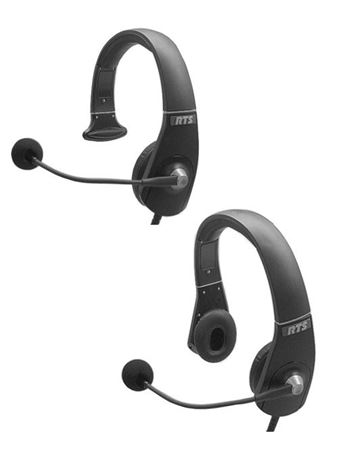 Picture for category CUFFIE LIGHTWEIGHT MODULAR INTERCOM & HEADSET