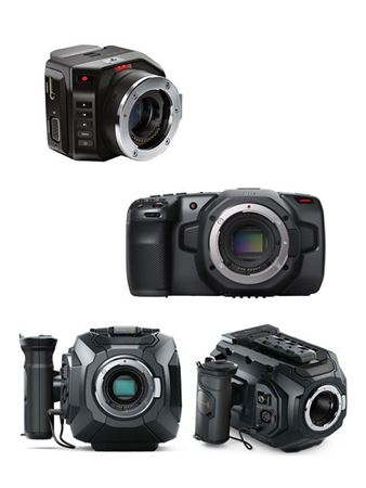Picture for category CINECAM MICRO/POCKET/URSA SERIES CAMERAHEAD