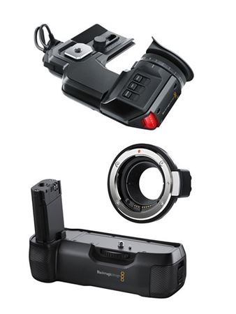 Picture for category ACCESSORIES FOR CINECAM CAMERA SERIES