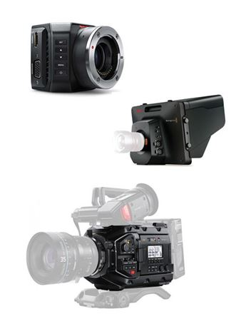 Immagine per la categoria STUDIO/CINECAM MICRO/POCKET/STUDIO/URSA CAMERAHEAD