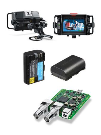 Immagine per la categoria ACCESSORIES FOR LIVE PRODUCTION CAMERAS