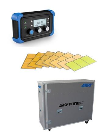 Immagine per la categoria ACCESSORI PER SKYPANELS