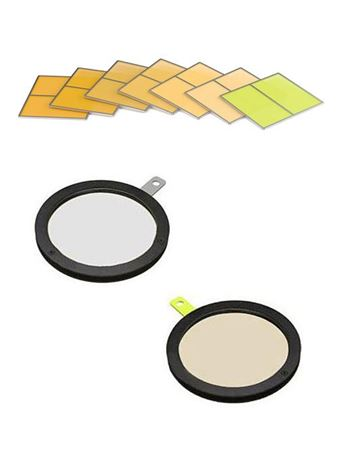 Immagine per la categoria CONVERSION FILTERS, PHOSPHOR PANELS & PROTEC