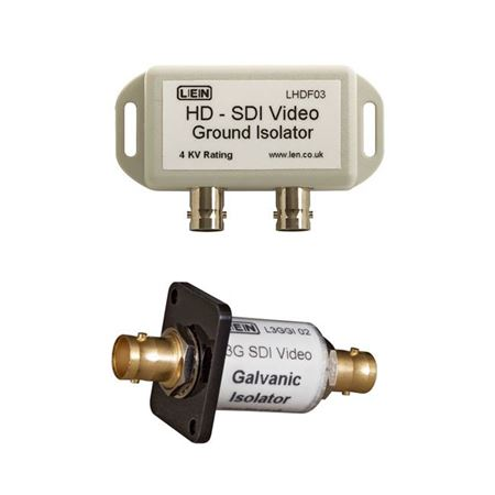 Picture for category GALVANIC GROUND ISOLATORS