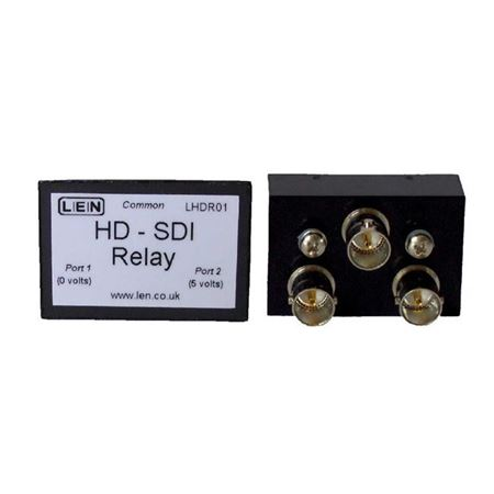 Picture for category VIDEO RELAYS - SD, HD 3G SDI