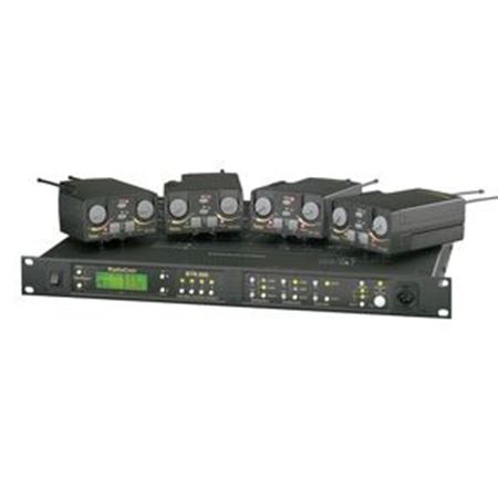 Picture for category RADIOINTERCOM TELEX BRANDED BTR800 (UHF)